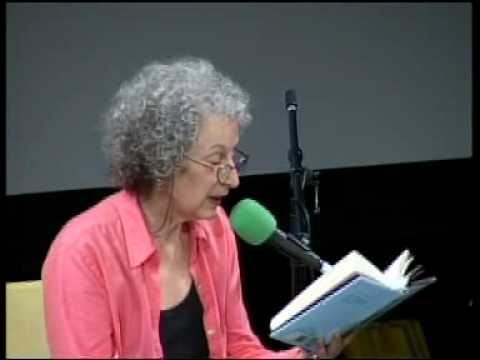 Margaret Atwood: Author's reading