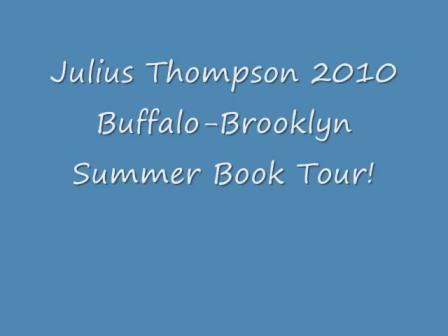 Buffalo-Brooklyn Book Tour