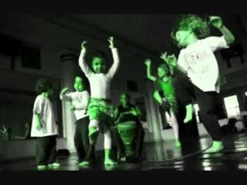 children keep dance'n~~by God's Rehab