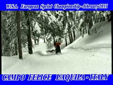 WSA European Sprint Championship 2011