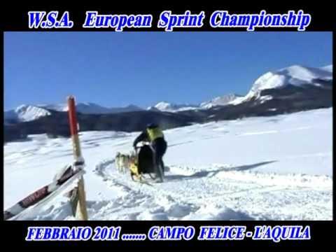 Campo Felice  W.S.A. European Sprint Championship