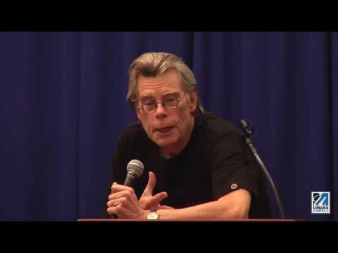Stephen King Speaks about How he gets Inspired