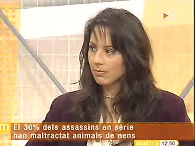 Els matins de TV3-Torturar animals, primer pas per als violents indiscriminats
