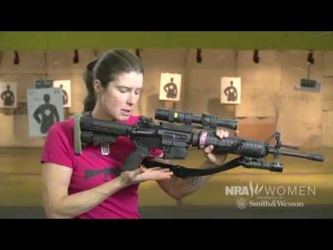 NRAWomen.tv | Kim Heath: AR-15 Bolt Cycling