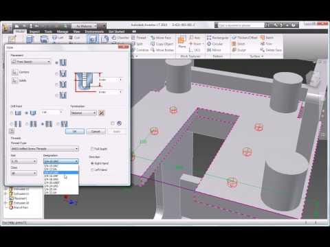 Autodesk Inventor LT 2010
