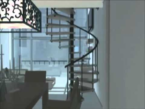 S-Technology Inc. Movie Animation for a Loft Condominium complete