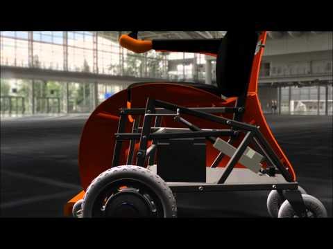 í vozík - electric wheelchair complete