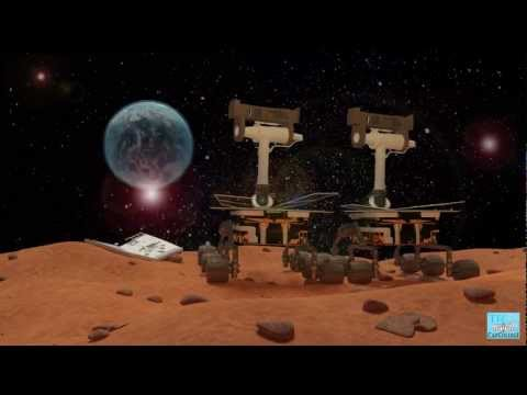 Mars Rover finds proof of intelligent life :) Part 2