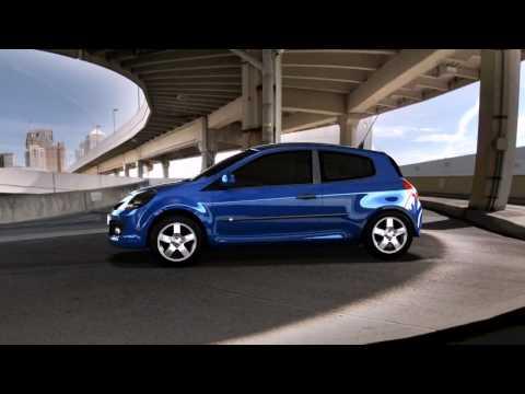 Autodesk Showcase - Renault Clio Sports HD