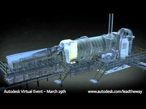 Autodesk Virtual Event — Lead The Way