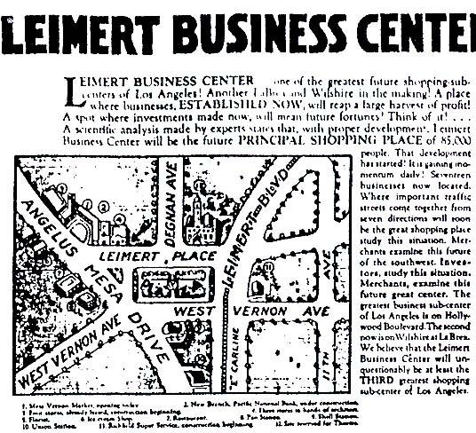 Leimert Park Business Center