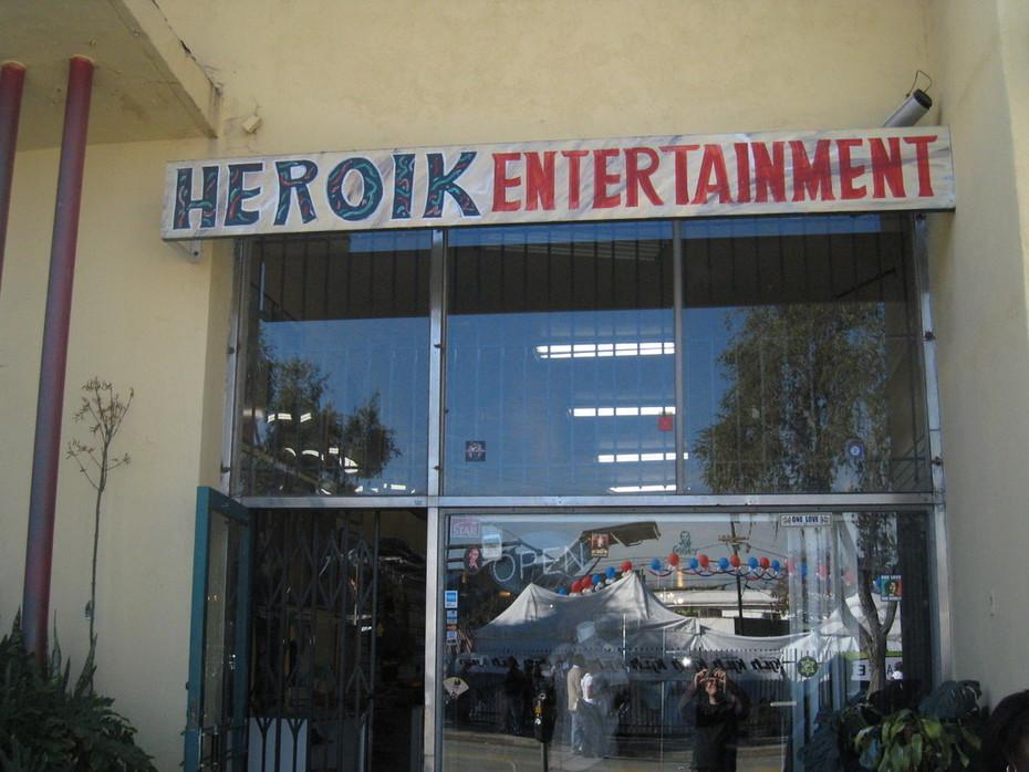 Heroik Entertainment
