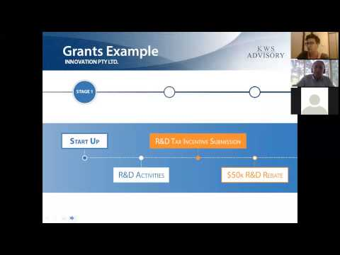 Webinar: Understanding the Maze of Government Grants for Small Business
