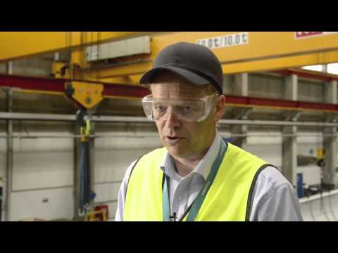Blade Size Matters - Siemens Builds the World's Largest Rotor Blade
