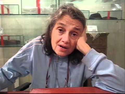 Chiara Castellani a Lecce