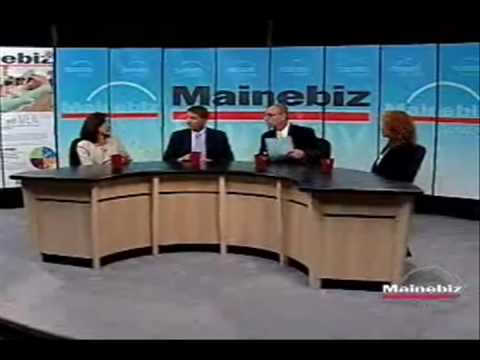 Mainebiz Rapid Fire Sunday - Discussion of Wind Power (8/22/10)