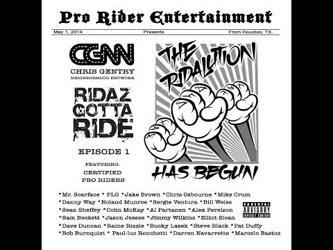 Chris Gentry - The Ridalution Has Begun - RGR Episode 1