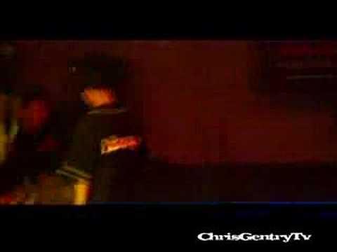 Chris Gentry  Pro Riders Ball LA, CA. 2005