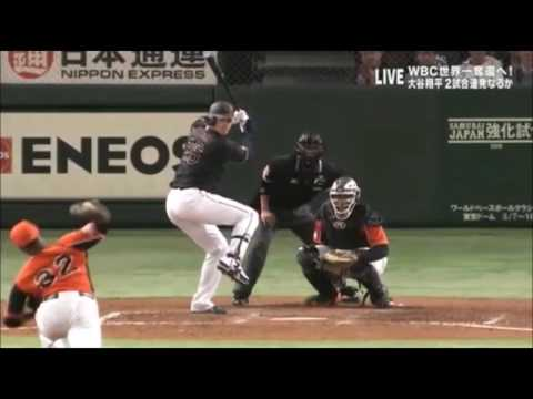 A Ball Hit so Hard That It Disappears!