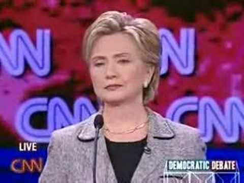 Hillary Farts During Live Debate