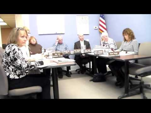 Feb1 2016 Scottville Commissioners Meeting