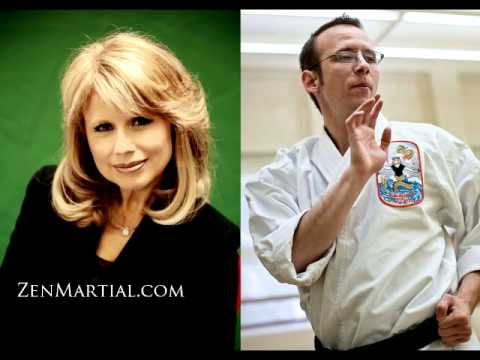 Martial Artist Talks Bullying on Sacramento KFBK
