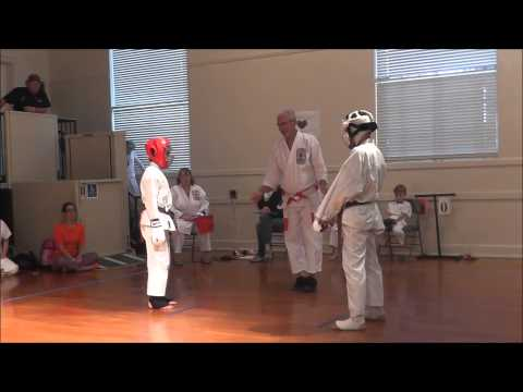 Continuous Sparring - Emil vs Sebastian