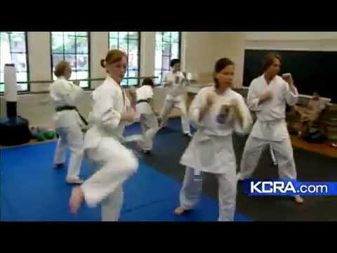 KCRA Workouts A-Z: Zen Martial Arts in Sacramento