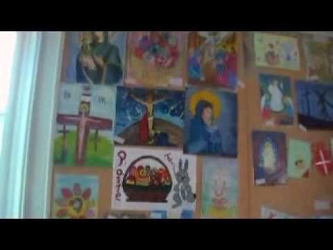Expozitia organizata in urma oncursului  international Invierea Domnului si renasterea spirituala a intregii umanitati