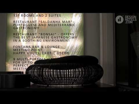 DESIGN HOTELS™: Fontana Park Hotel / Lisbon