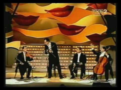 MozART: quarteto humorístico de cordas