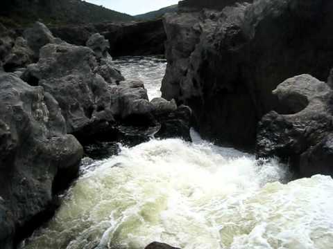 queda de água do Pulo do Lobo - Guadiana- Waterfall Portugal