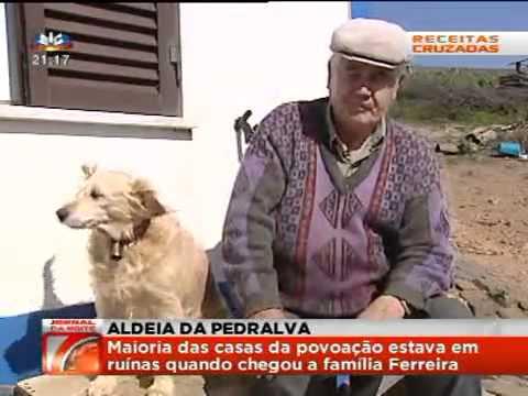 Reportagem da Aldeia da Pedralva na Sic Online