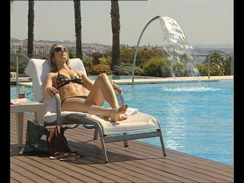 Pool at Hotel Cascais Miragem