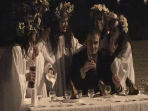 TOW - Professor Paixão dos Anjos Janta no BBC com Seis Virgens e os Três Porquinhos