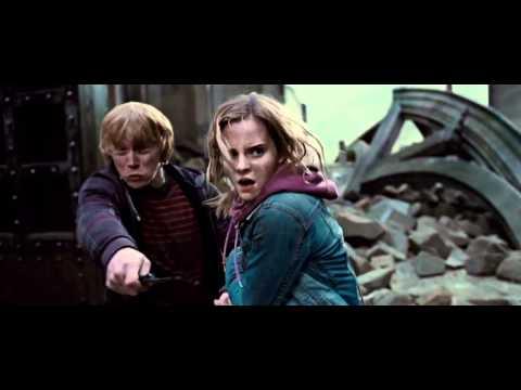 Harry Potter 7 e as Relíquias da Morte  Parte 2 - Trailer (legendado) [HD]