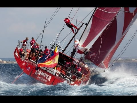 Volvo Ocean Race - Preview Show - Volvo Ocean Race 2011-12