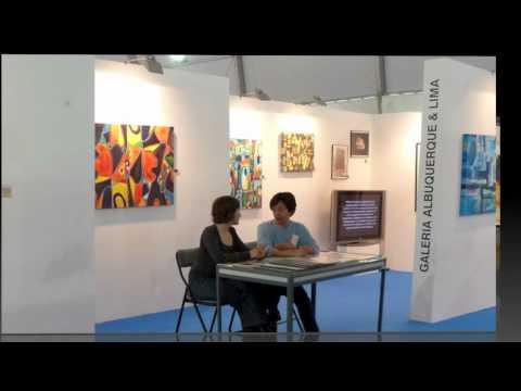 Fiarte-Arteuropa 2011- Parte 1 - Galerias e Euac