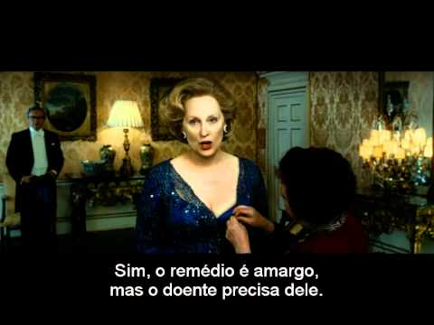 A Dama de Ferro (The Iron Lady) - Trailer PT