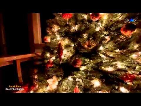 """✿ ♡ ✿ ANDRE RIEU - """"December Lights"""""""