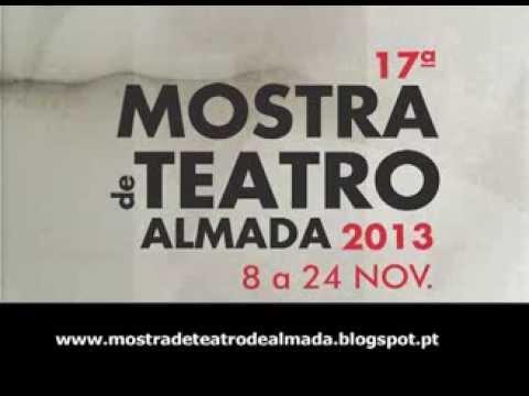 SPOT 17ª MOSTRA DE TEATRO DE ALMADA - 2013