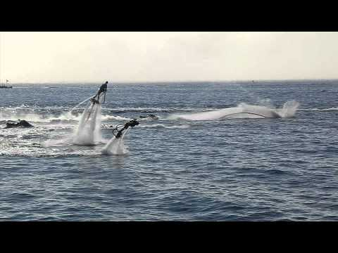 SHOW NÁUTICO - Flyboard Family Official