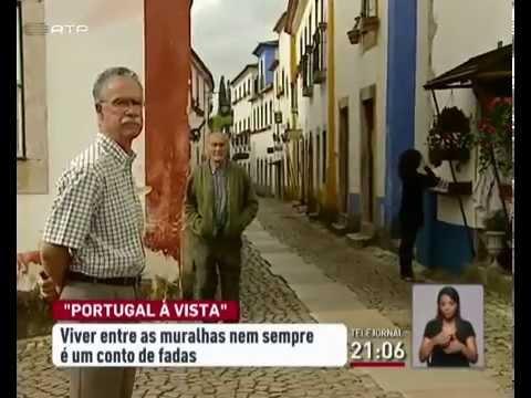 Óbidos é uma das vilas mais preservadas