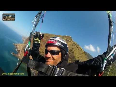 PARAGLIDING MADEIRA 2012 - Michael Knipping & Hartmut Peters
