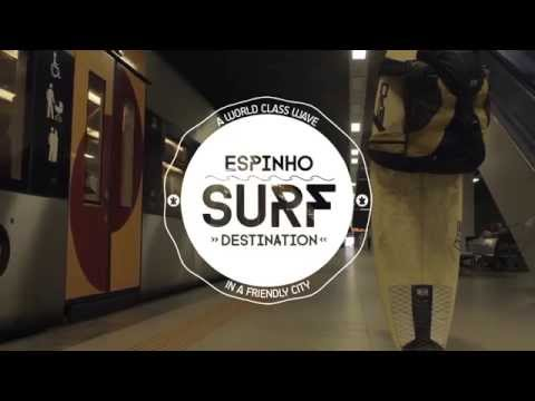 Espinho Surf Destination