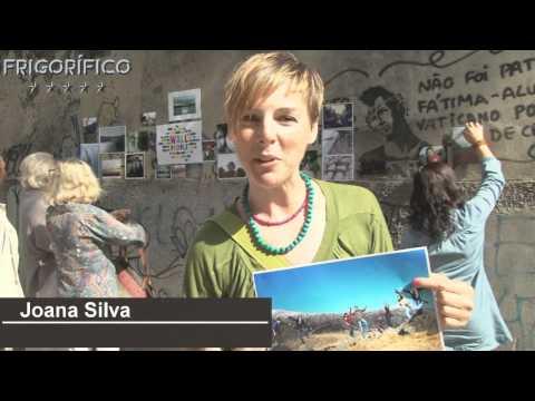 """WallPeople Porto 2011 - Reportagem """"Frigorífico"""" (media corner)"""