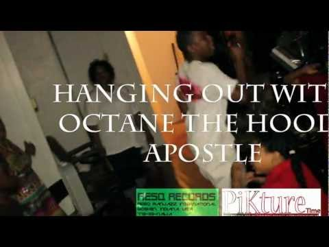 "Performing ""Be Nice 2'em"" on Midwest's Finest: Octane the Hood Apostle"