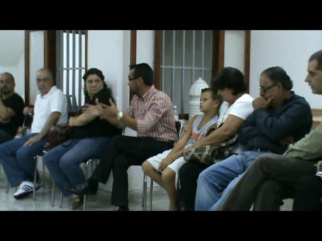 Encuentro informal con Lorenzo Gonzalo (II)