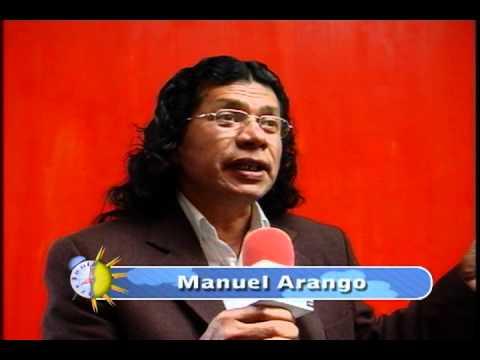 CRONICA DE J. MANUEL ARANGO C. Feb del 2011 en HV TV Soacha