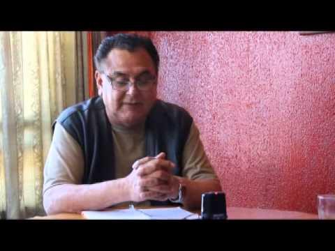 Raul Valdivia - Editor - Victor Musa entrevista y Pancho Calama produce